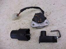 1982 Yamaha XJ550 Maxim 550 Y617' ignition switch lock set parts NO KEY