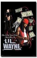 Poster 5201 61 Cr 22 X 34 Lil Wayne - Pocket