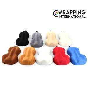 Mikrofaserstoff Selbstklebend - Alcantara Imitat - Car Wrapping Folie