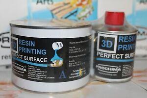 Prochima-finish-3D-Resin-printing-resina-pennellabile-cristallina-650gr-bicomp