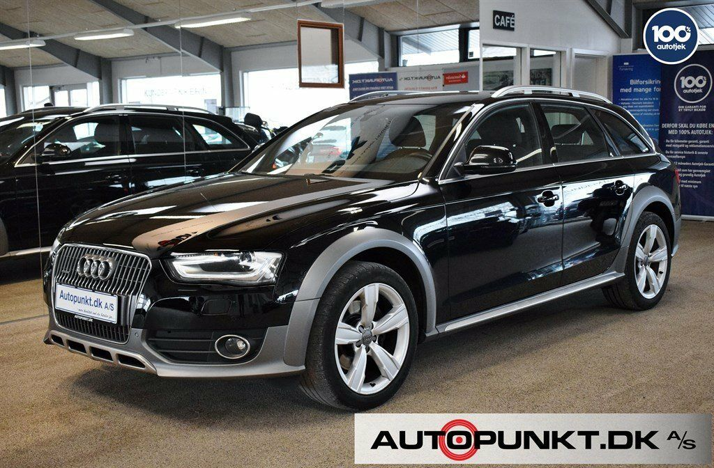 Audi A4 allroad 2,0 TFSi 225 quattro 5d - 299.700 kr.