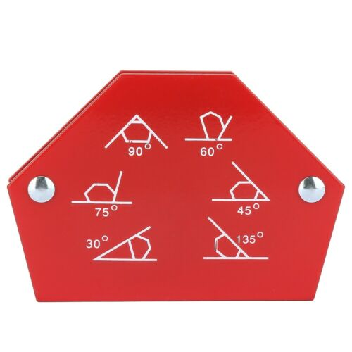 Multi-angle Six Sides Welding Magnet Holder Arrows Magnetic Welder Fixing Tools