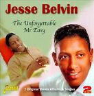 The Unforgettable Mr. Easy * by Jesse Belvin (CD, Feb-2011, 2 Discs, Jasmine Records)