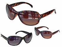 Sonnenbrille Damenbrille Pornobrille Mit Strass-steinen Super Cool Modell M 36