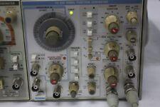 Tektronix Fg504 40mhz Function Generator