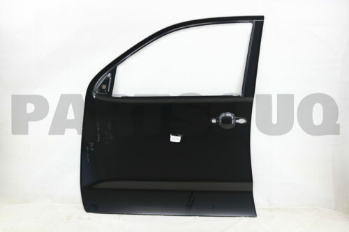 FRONT DOOR 671110K010 Genuine Toyota PANEL OUTER RH 67111-0K010