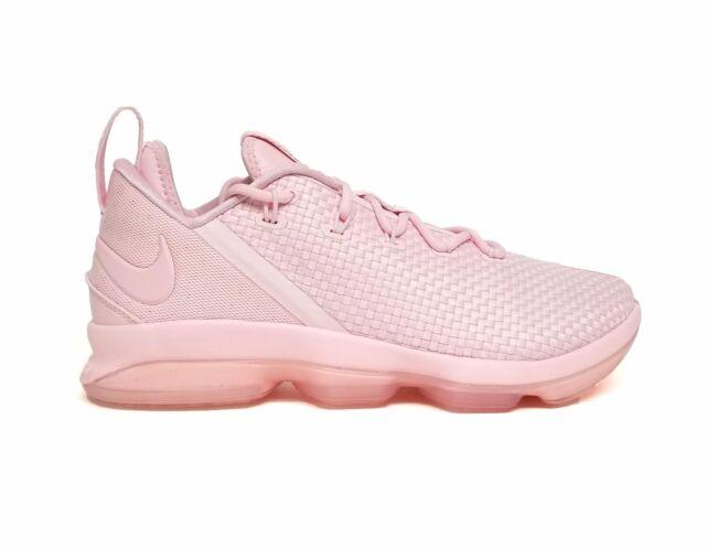 finest selection 896cd 2d312 Nike Men s LEBRON XIV LOW Basketball Shoes PRISM PINK 878636-600 b