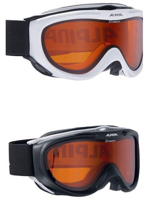 Alpina Skibrille  Freespirit   Doppelscheibe A7008 Snowboardbrille