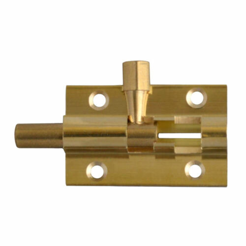 VT10225 ASEC Vital Barrel Bolt Straight 38 mm PB