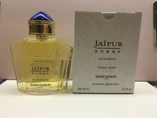 Boucheron Jaipur Pour Homme 3.4oz /100ml Eau De Toilette Spray New Tester NIB
