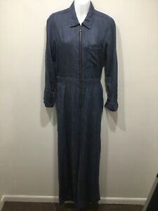 Madewell-Small-Shop-Garment-Dyed-Zip-Front-Coverall-Jumpsuit-Romper-Pants