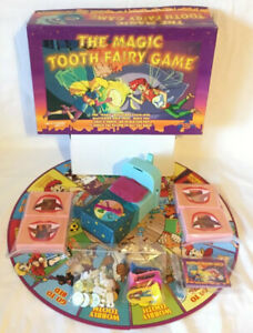 The-Magic-Tooth-Fairy-Game-Board-Game-2001-Drumond-Park-Complete