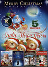 Merry Christmas Collection: 5 Movies - Bonus 10 Holiday Songs (DVD, 2015)