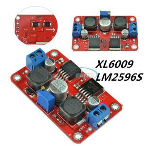 1-2-5PCS-XL6009-LM2596S-DC-DC-Step-Up-Down-Boost-Buck-Voltage-Power-Module