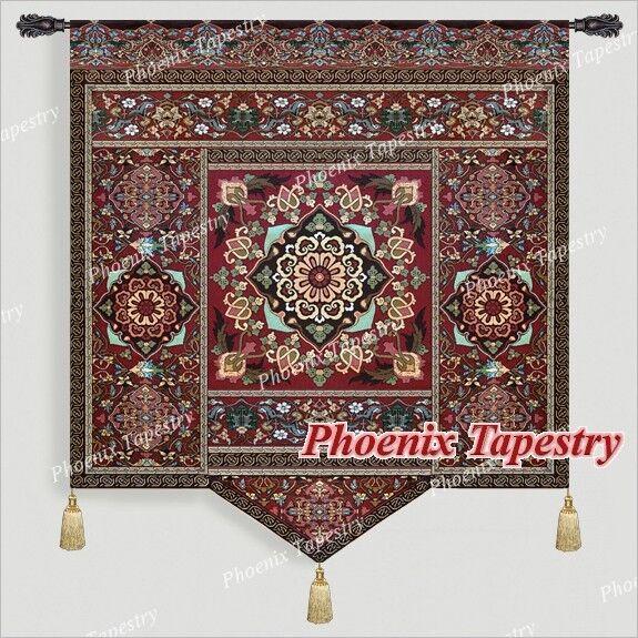 Gobelin Wandteppich Wandbehang  Marokkanische Art -III  139x170cm Baumwolle 100% | Online Shop