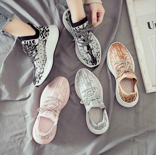 New Women/'s Casual Running Jogging Shoes Athletic Walking Sneakers Sports Shoes