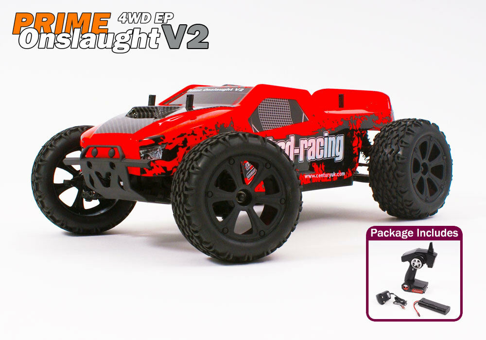 Radiocouomodo Rc Auto 1 10 ° Elettrico  Camion Pronta per Correre Prime Assalto  rivenditori online