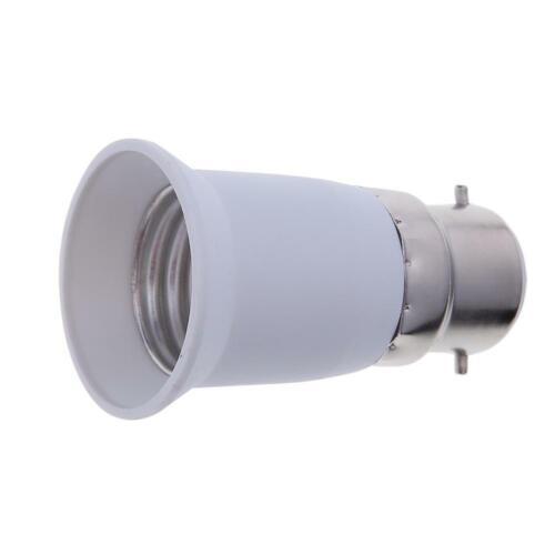 Lampenfassung Adapter LED Lampensockel Adapter Leuchtmittel Fassung Socket