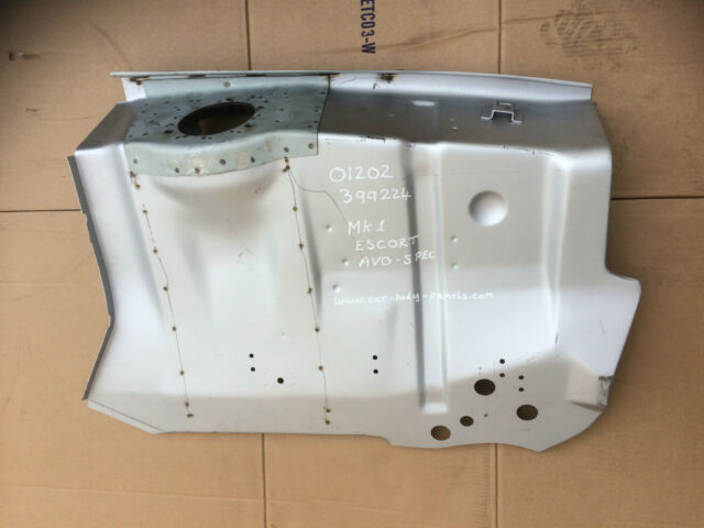 MK1 Escort Inner Front Wing AVO spec with Underwing & RS Strengthening  Type 49