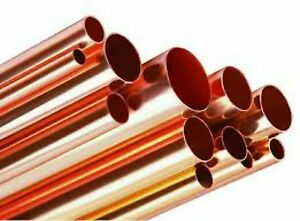 28mm copper pipe tube plumbing water gas ebay. Black Bedroom Furniture Sets. Home Design Ideas