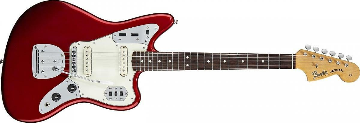 Fender Classic Player Jaguar Special (Candy Apple ROT)
