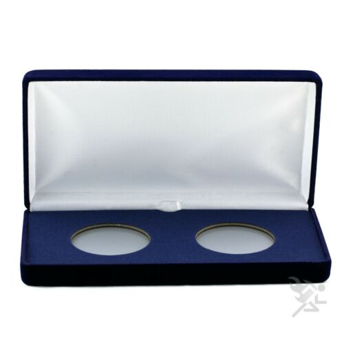 Air-Tite Double Coin Presentation Gift Display Box Choose Your Box Size