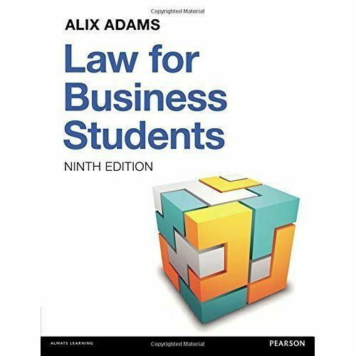 Law for Business Students-ExLibrary