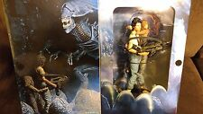 RIPLEY & NEWT 2-PACK DELUXE ULTIMATE ALIEN ACTION FIGURE SET NECA ALIENS 30TH