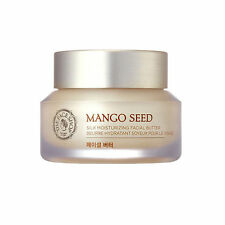 THE FACE SHOP Mango Seed Silk Moisturizing Facial Butter 50ml Renewal