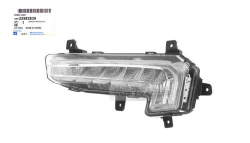 Genuine LED Fog Driving Lamp DRL Assy LH 3Pcs for CHEVROLET 2016-2018 Malibu