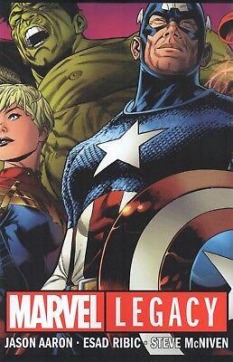 Panini 2019 limitiertes Hardcover 333 Stück Marvel Legacy Paperback NEUWARE