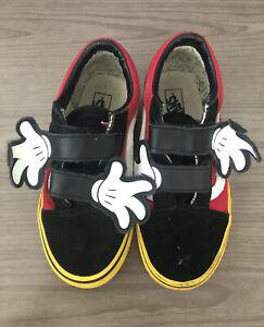 Vans Disney Old Skool V Mickey Mouse