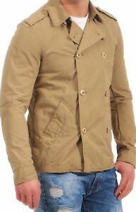 Patrizia-Pepe-Trench-Desert-beige-chaqueta-gabardina-estilo-senores-Jacket-48-50-52