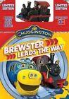 Chuggington Brewster Leads The Way 0013132615929 DVD Region 1