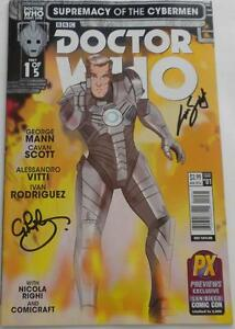 SIGNED-George-Mann-Cavan-Scott-SDCC-2016-DOCTOR-WHO-SUPREMACY-OF-THE-CYBERMEN-1