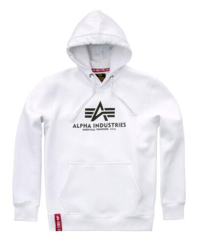 Pullover Sweater Hoody Kapuzenpullover 178312 Basic Alle Industries Alpha Farben RwqXA1XO