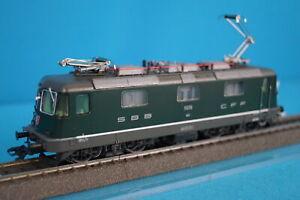 Marklin-37341-SBB-Electric-Locomotive-Br-Ae-4-4-II-Green-11376-DIGITAL