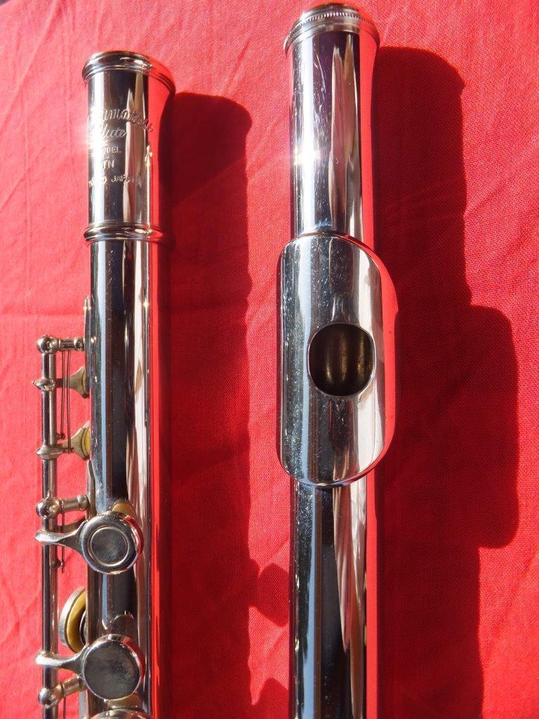 TAKUMATSU TN JP -RE- Neusilberflöte Querflöte Flöte flute flauta flauto