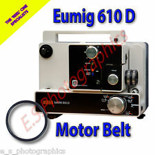 EUMIG 610D 8mm Cine Projector Belt (Main Motor Belt)