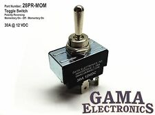 30 Amp Toggle Switch Polarity Reverse Dc Motor Control Momentary