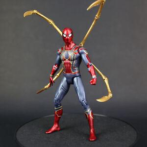7-039-039-Iron-Spiderman-Action-Figure-Marvel-Avengers-3-Infinity-War-Spider-Man-Toy