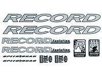 adesivi bici adesivo record da ritagliare