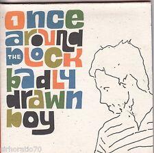 BADLY DRAWN BOY Once Around The Block CD Single / Card Sleeve - New