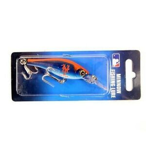 NEW YORK METS MINNOW FISHING LURE BRAND NEW FREE SHIPPING
