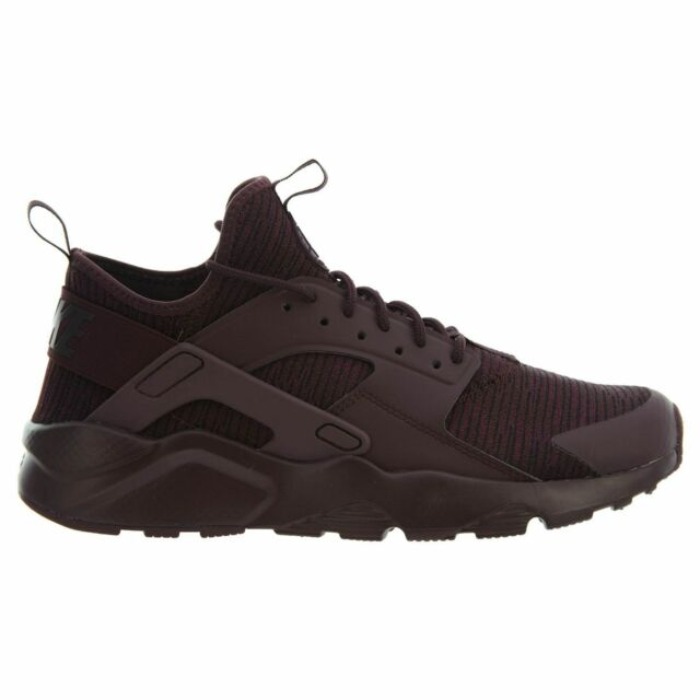 Nike Air Huarache Run Ultra SE Mens 875841-601 Burgundy Running Shoes Size  11