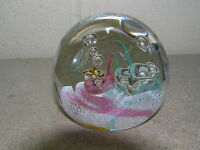 Caithness Glass WANDERLUST Paperweight Limited Edition