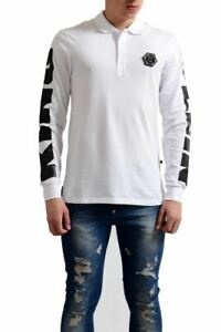 Dolce /& Gabbana Mens Long Sleeve Rugby Polo Shirt Size US M IT 50