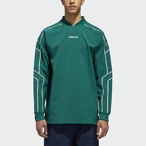 adidas Originals EQT Goalie Jersey Men's Green Casual Activewear ...