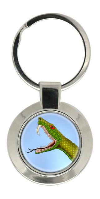 Snake Bite Asp Key Ring  Ebay-5277