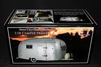 Motorcity Classics Airstream Diecast Aluminium Camper Trailer 1:18 88101